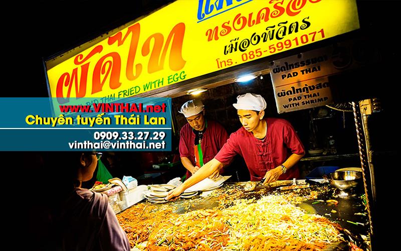 Chuyển tiền qua Thái Lan