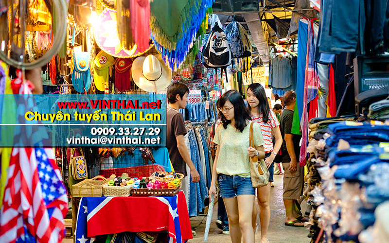 Hướng dẫn mua hàng Thái