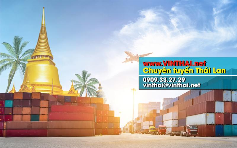 Dịch vụ vận chuyển hàng Thái