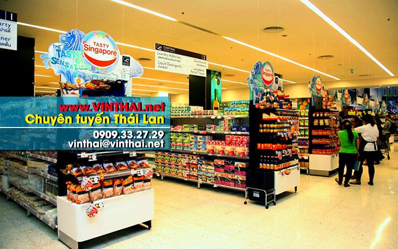 Công ty vận chuyển hàng Thái Lan Hà Nội