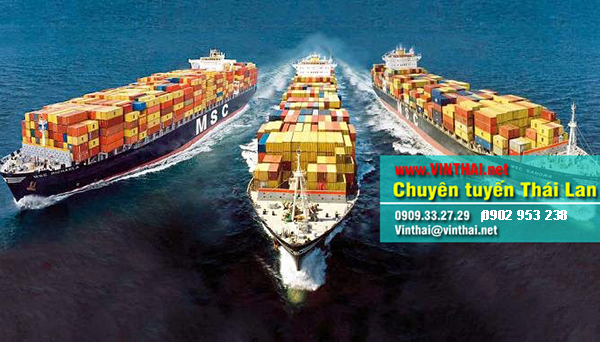 Công ty vận chuyển hàng Thái Lan về Việt Nam