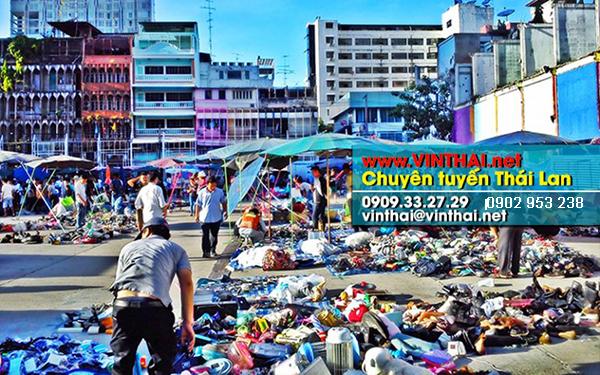 Công ty vận chuyển hàng Thái Lan