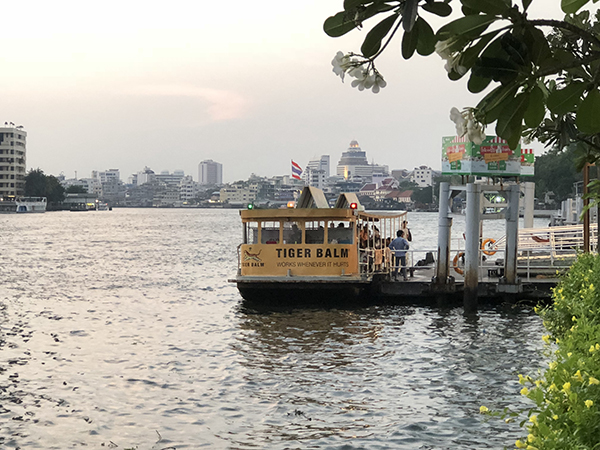 Bến tàu Thái Lan