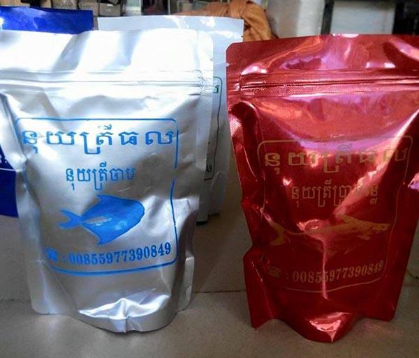 Moi cau ca Thai Lan