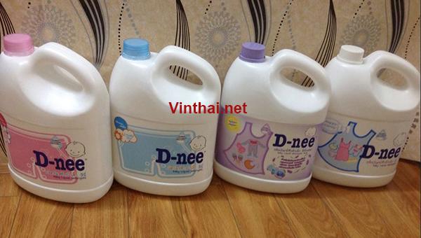 nước giặt dnee