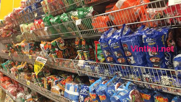 Hàng tiêu dùng Thái