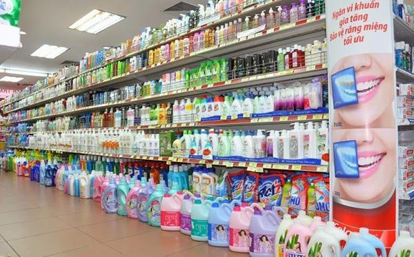 Nhập khẩu hàng tiêu dùng Thái Lan