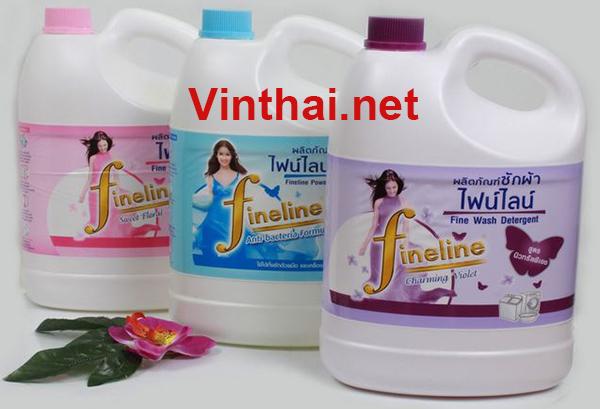 Nước giặt Thái Lan Fineline