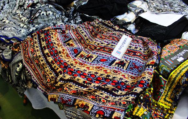 Vải thổ cẩm Thái Lan