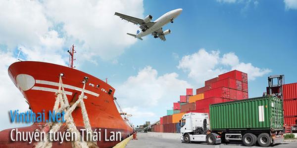 Cách vận chuyển hàng Thái Lan vuề Việt Nam