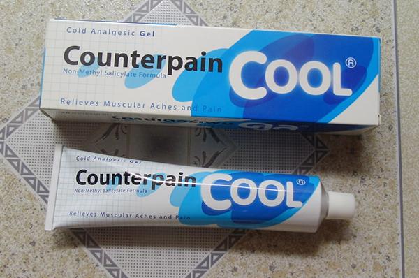 Dầu Xoa Bóp Counterpain Thái lan