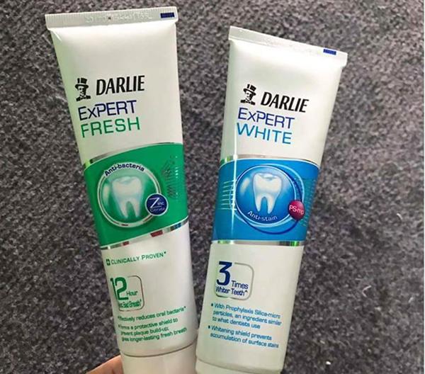 Kem đánh răng Darlie Thái Lan