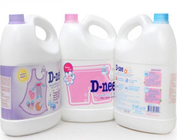 Nước giặt Thái Lan Dnee