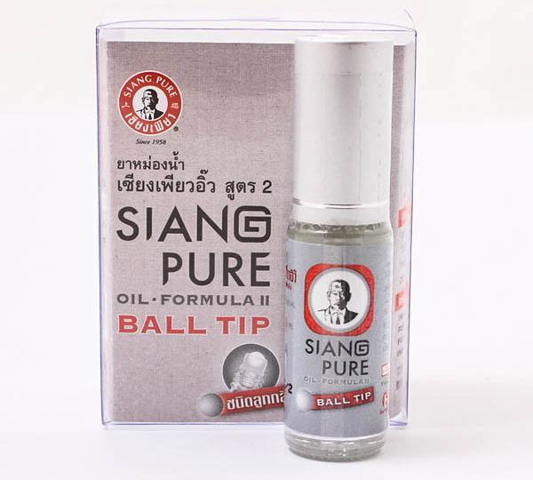 Dầu gió Siang Pure Oil Thái Lan