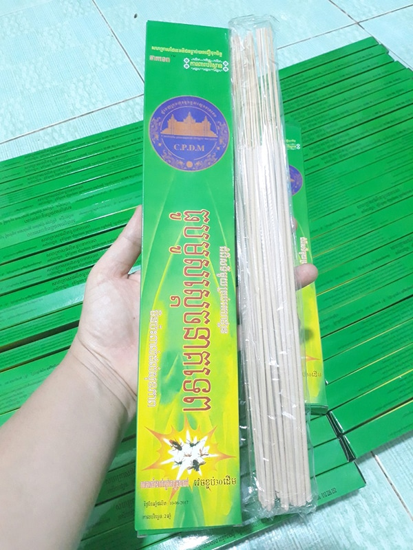 Nhang muỗi Thái Lan