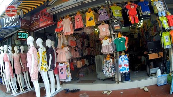 Nhập hàng Thái Lan ở chợ đầu mối