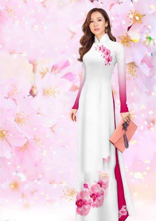 Nhập vải áo dài Thái Lan giá sỉ