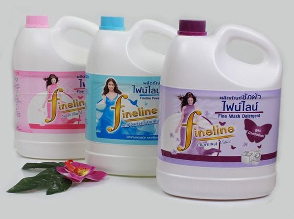 Nước giặt Fineline Thái
