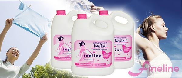 Nước giặt Fineline Thái nhập khẩu