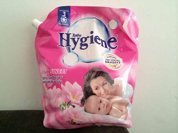 Nước xả vải Hygiene Thái Lan