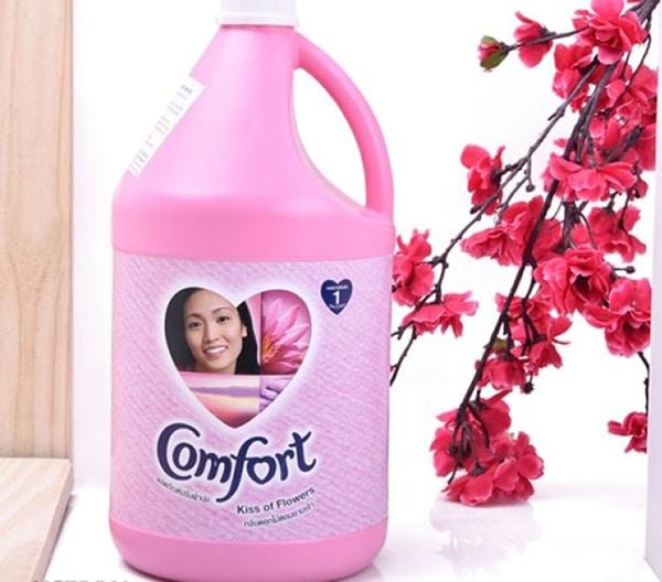 nước xả vải Comfort Thái Lan