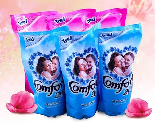 Order nước xả Comfort Thái Lan
