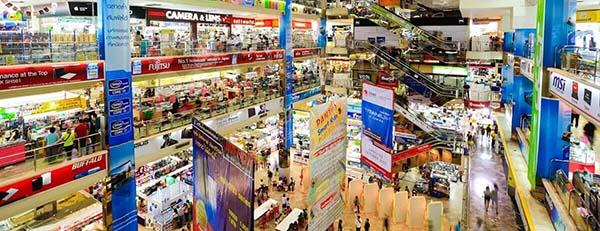 Mua hàng điện tử Thái Lan