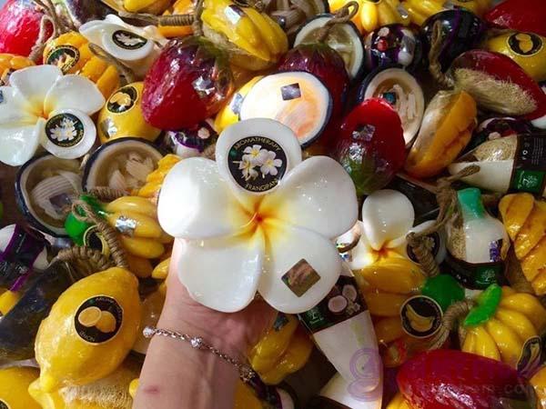 Xà phòng trái cây handmade Thái Lan
