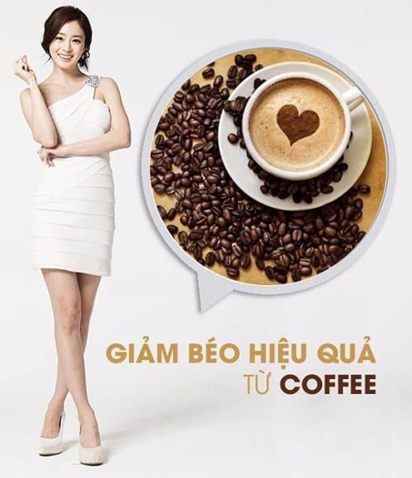 Giảm cân với Cafe Idol Slim