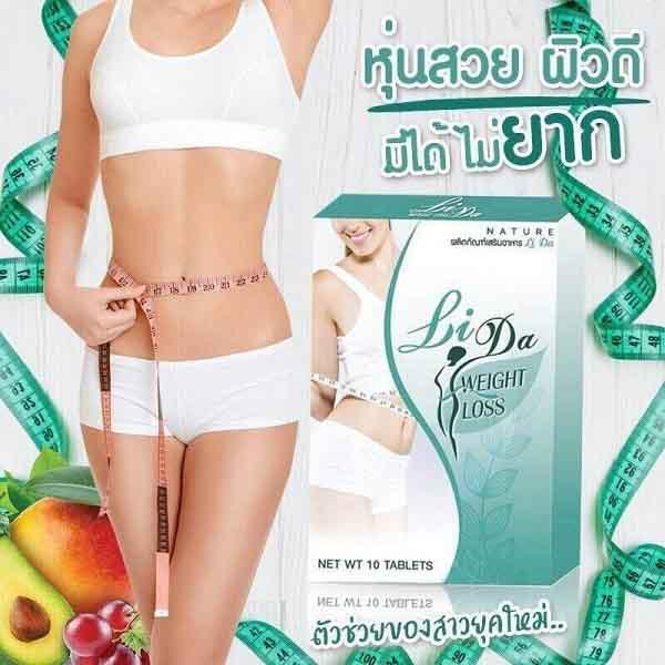 Thuốc giảm cân Lida