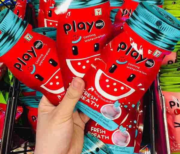 Kẹo Play more