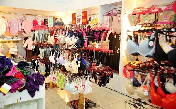 Nhập áo ngực Thái Lan