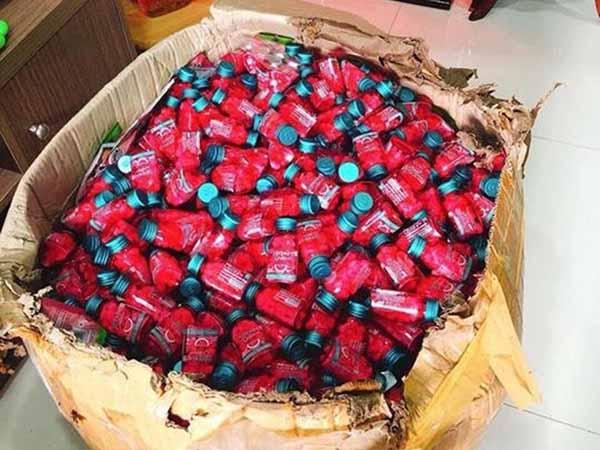 Nhập kẹo dưa hau161 Thái Lan