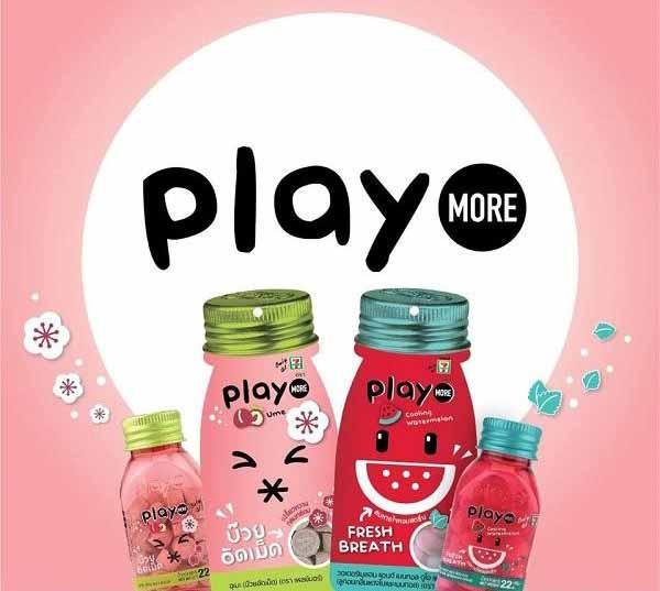 Sản phẩm kẹo Play Thái Lan