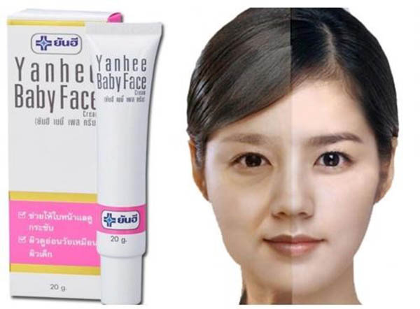 Yanhee Baby Face Cream