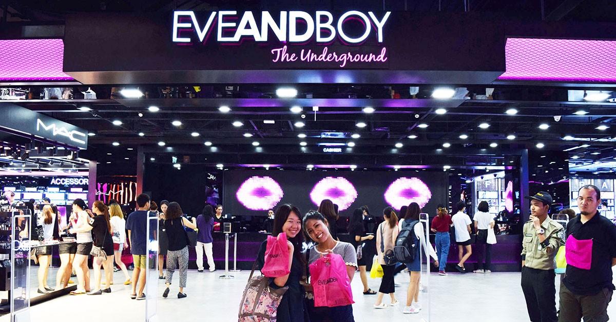 Eveanboy - địa chỉ cung cấp mỹ phẩm uy tín tại Thái Lan