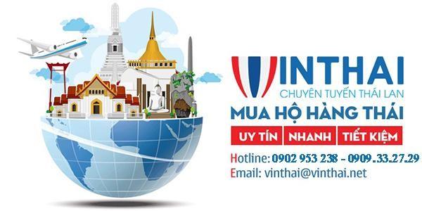 Vinthai hỗ trợ nhập hàng Thái Lan uy tín hàng đầu Việt Nam