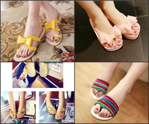 Giày nhựa Thái Lan được nhiều người tiêu dùng Việt ưa chuộng
