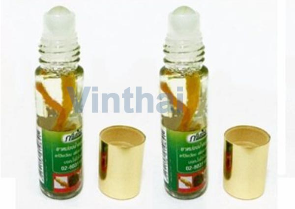 Green Herb Oil