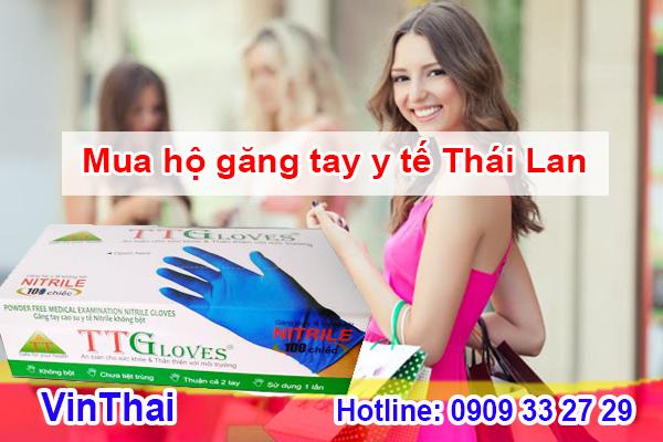 Vinthai nhận order hộ hàng Thái Lan miễn phí dịch vụ