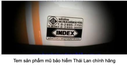 tem mu bao hiem thai lan chinh hang