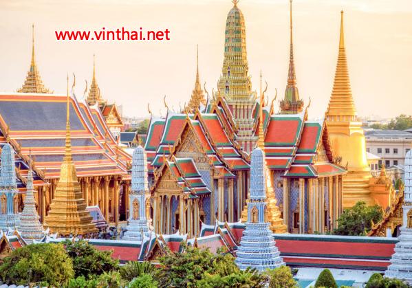 Thái Lan- vùng đất nổi tiếng về các món đặc sản đường phố