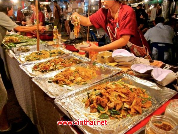 Thiên đường ăn uống ở khu phố Tàu- Chinatown