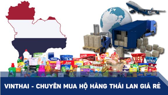 VinThai chuyên nhập hàng Thái Lan chính hãng giá rẻ