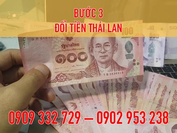 Hỗ trợ buôn hàng Thái - Đổi tiền Thái Lan