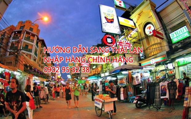 cách nhập hàng Thái Lan chính hãng về kinh doanh
