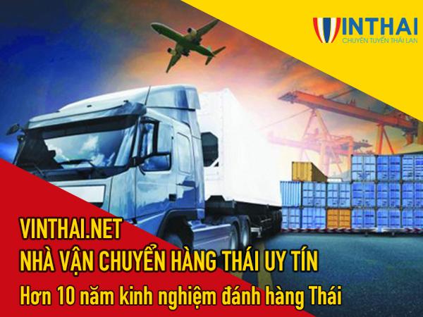Công ty vận chuyển hàng Thái uy tín